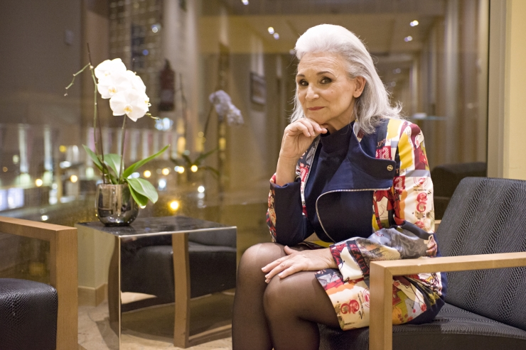 Fashion Mapy del Rio, World Fusion Barcelona 2016, 2ª gala October