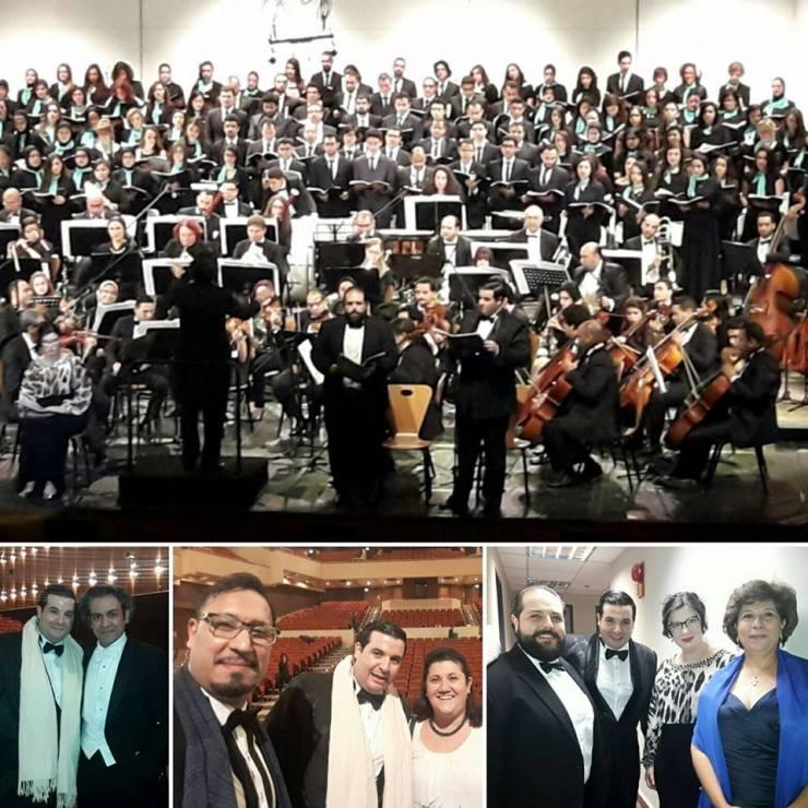 Haythem Hadhiri - International tour